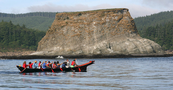 2010 Paddle to Makah