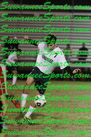Suwannee Middle School Soccer 2013-14