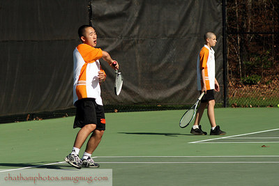 070329 - Varsity Tennis v LCA