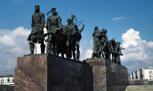 Leningrad 1999