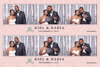 Kiel & Nadia - 09-08-2018