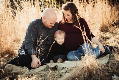 Miller Family - Spring 2019