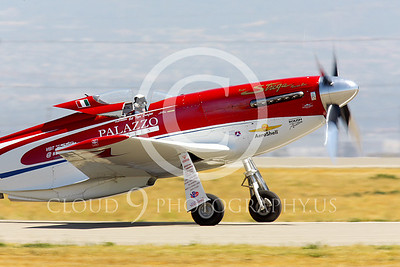 North American P-51 Mustang Strega Air Racing Plane Pictures