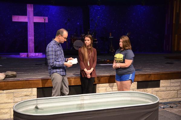 2018 February Baptisms