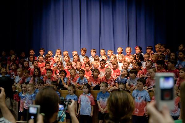 2011-06-14 - Adam's show at school