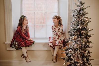 Poindexter Christmas Mini