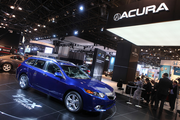 Acura - 2010 NYIAS