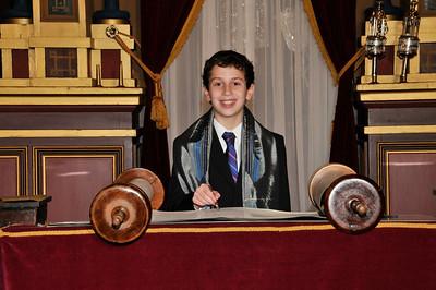 Rosen Bar Mitzvah