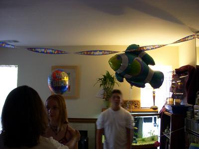 HL 12th Birthday Party