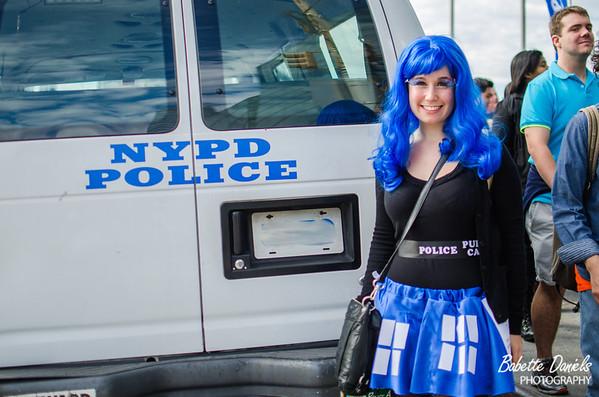New York Comic Con - 2013