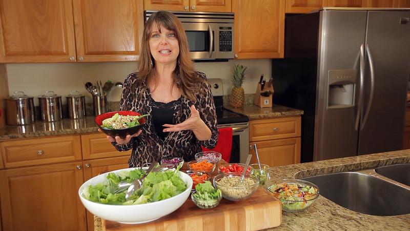 Juice Recipes - Salad
