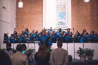Mar.18.2017 - Howard University Gospel Choir Concert