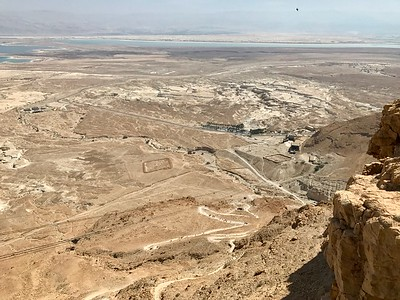 Masada National Park - Israel