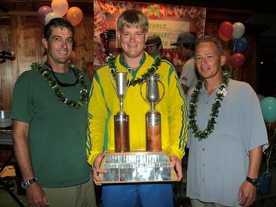 2007 Paddling Awards Party 07-30-2007