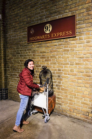 Warner Brother Studios Harry Potter
