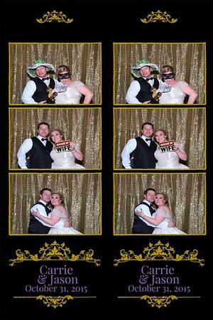 Carrie & Jason's Wedding