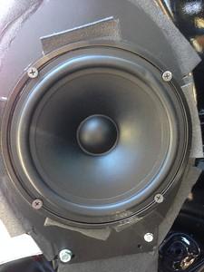 2014 GMC Sierra Crewcab SLT Front Door Speaker Installation - USA