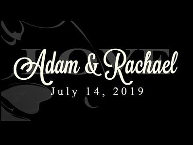 Adam & Rachael's Wedding!