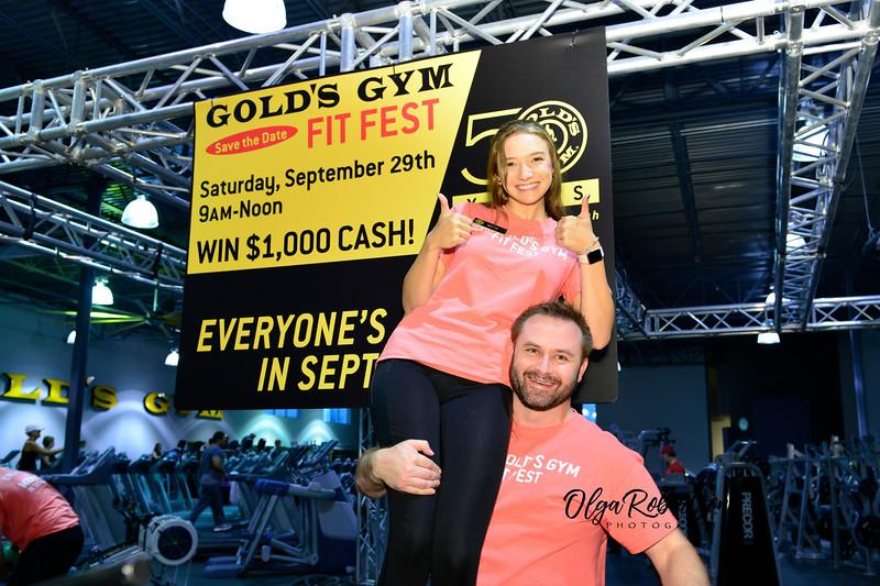 GOLD'S GYM | Fit Fest 2018
