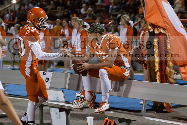 Boone Varsity Football #30 - 2013