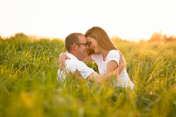 Jimmy & Amanda's Engagement - Columbia, MO Wedding Photographer