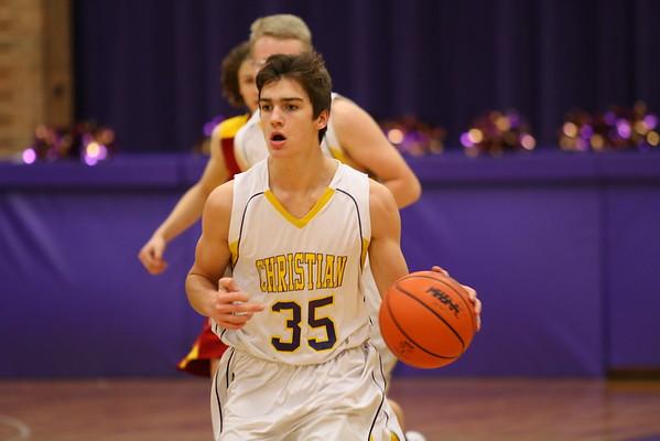 Basketball bjv Galesburg - KCHS - 12/13/16