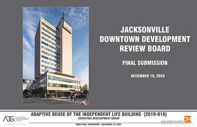 Independent Life Building - December 2020
