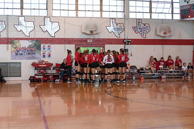 SPH Varsity Volleyball 8-27-19