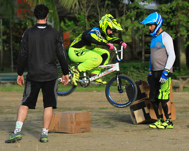 CLÍNICA BMX con JUSTIN TRAVIS