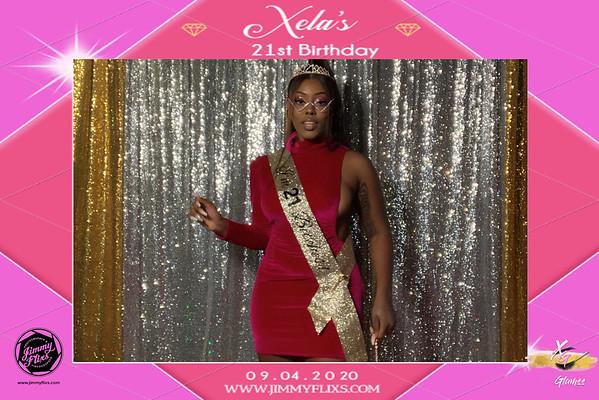 XELA'S 21ST BIRTHDAY PARTY