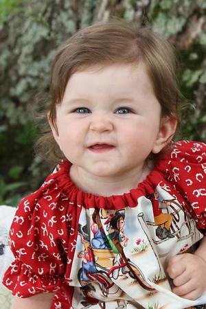 Nolie Mae 9 months