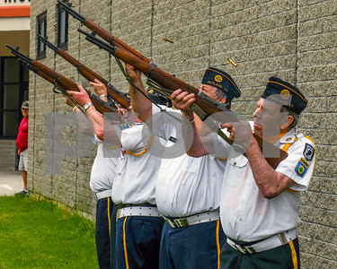 20180528 - Memorial Day Celebration at Rutland High School