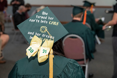 56664 Lake Campus Commencement, Certificates and CECS 4-28-21