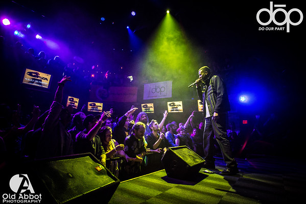 GZA at the Pourhouse [Do Our Part]