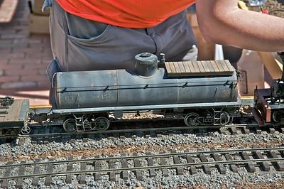 Railroad Day @ Los Altos Museum