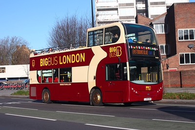 Other Bus Operator in London (Update 29.11.2018)