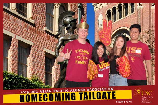 2019 USC APAA Homecoming Tailgate