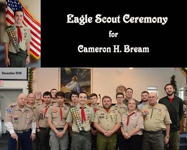 Eagle Ceremony - Cameron Bream