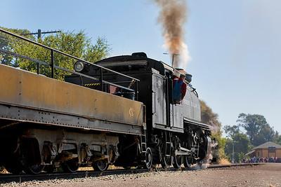Niles Canyon Steam Train