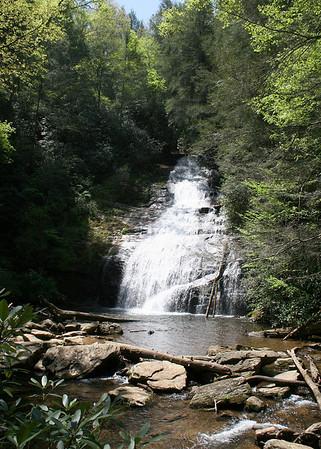 5/2/08 - Helton Creek Falls