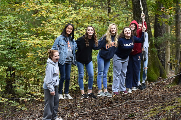 HS Fall Retreat