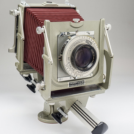 Graflex Graphic View ll
