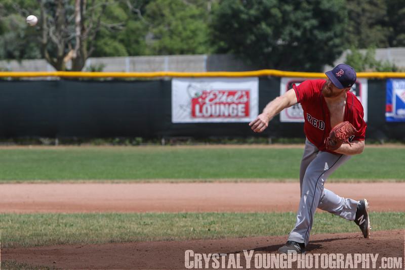 Brantford Red Sox at Kitchener Panthers July 15, 2018