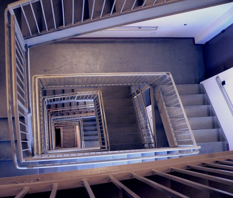 stairwell at Climatis.jpg