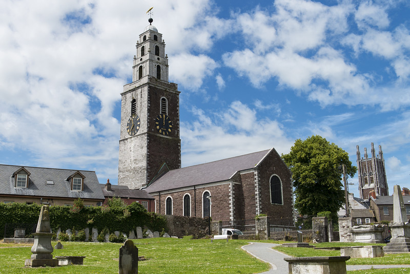 St Anne's Church in Cork Ireland