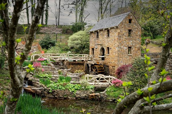 The Old Mill - North Little Rock, Arkansas