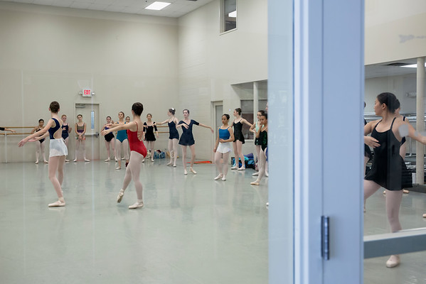 Ballet Intensive 2016