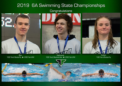 Tigard High School Swimming - 2019 State Championships