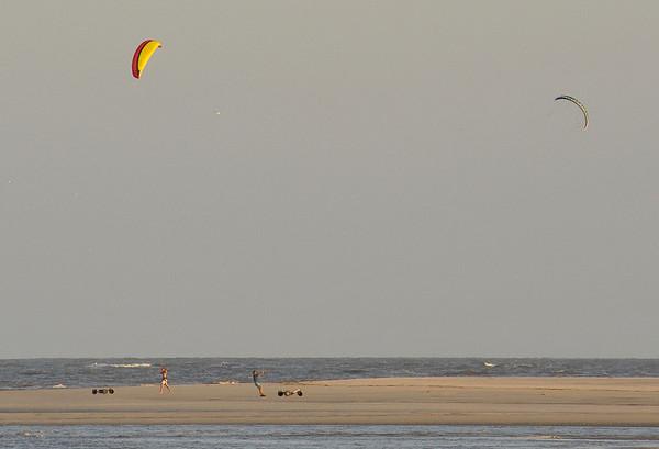 Kites Over Jekyll and St. Simons