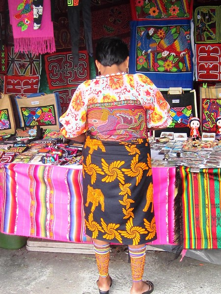 Boomer travel - bucket list trips - explore culture and art on a boomer trip to Panama.